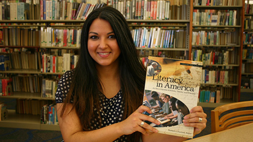 "Jasmine Africawala named Library Journal ""Mover and Shaker"""
