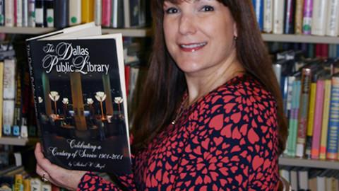 """Dallas Public Library Director """"talking libraries"""" on KERA Radio"""