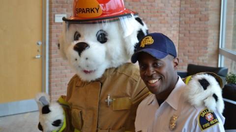 Dallas Fire-Rescue participate in Day of Caring
