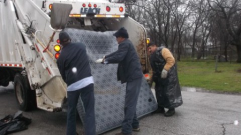 City urges residents to report illegal dumping