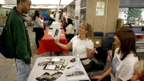 Dallas Book Festival to be held April 18 at Central Library