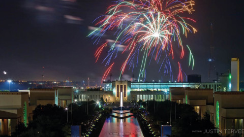 Fair Park Fourth: Schedule and Information