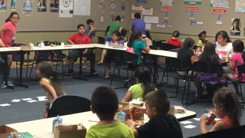 Summer Meals for kids now available at 11 Dallas Public Library branches