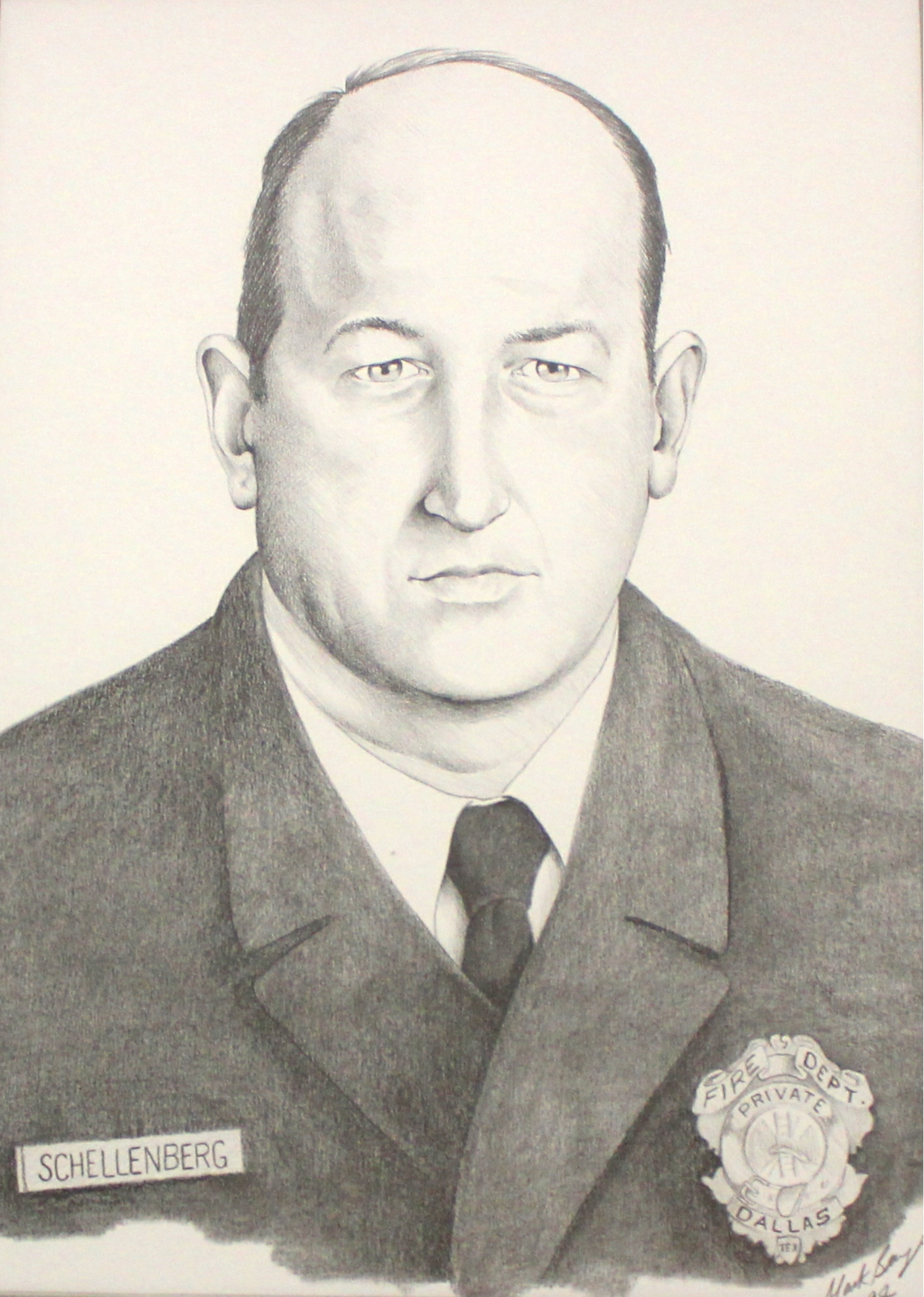 3855f49fa28a4 Dallas Fire-Rescue stories of bravery and sacrifice  Andrew Schellenberg