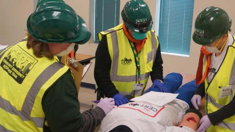 Community Emergency Response training classes now offered