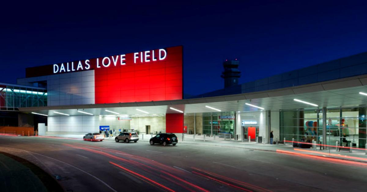 Dallas Love Field Car Rental >> Dallas Love Field: #4 World's Best Domestic Airport - Dallas City News