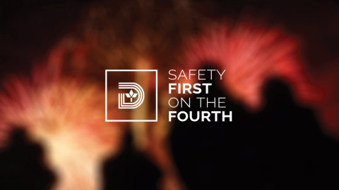 """City encourages """"Safety First on the Fourth"""""""