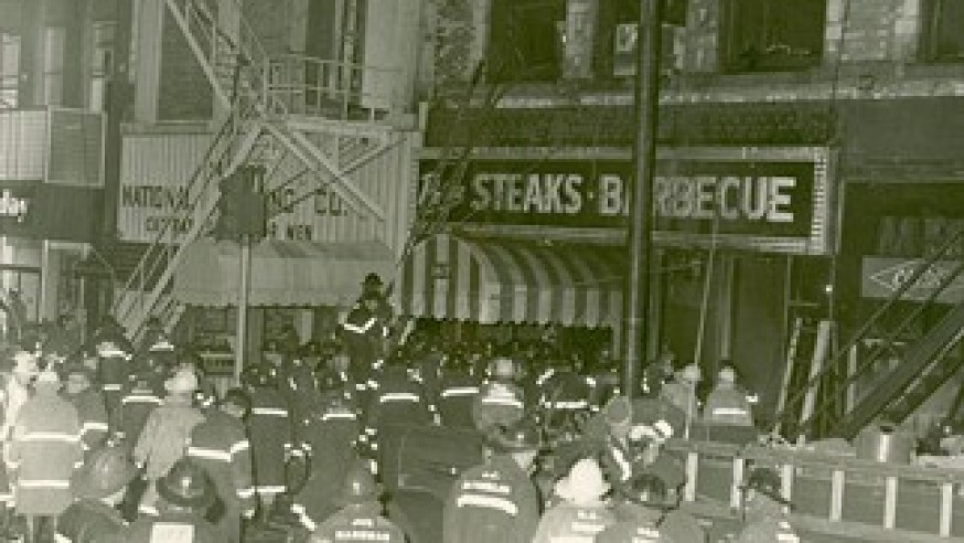 1417 Commerce Street: 51 years and four lives later