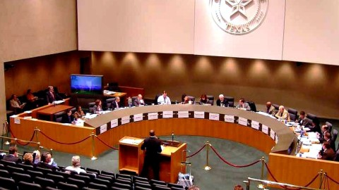 City of Dallas now broadcasting board and commission meetings