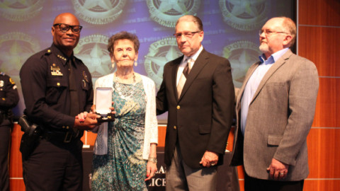 DPD honors its own for outstanding service, conduct and valor