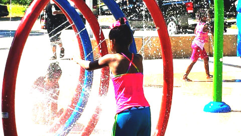 Dallas Park and Recreation Extends Sprayground Season