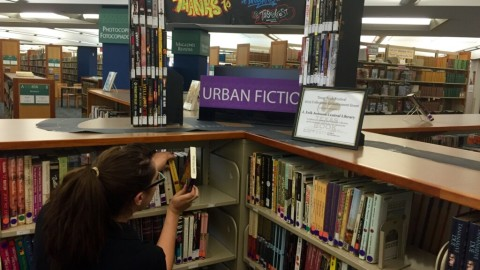 New books on library shelves soon thanks to Texas Book Festival grants