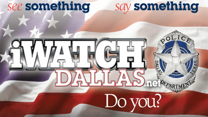 Dallas Police Department iWatch program fosters community partnerships
