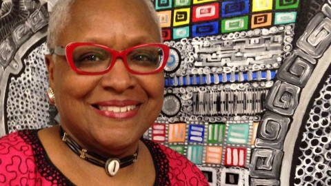 "Vicki Meek talks about ""Jazz at Fair Park"" and her jazz roots on KERA's Art & Seek program"