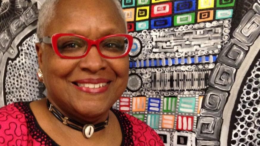 "Vicki Meek talks about ""Jazz at Fair Park"" and her jazz roots on KERA's Art & Seek program"