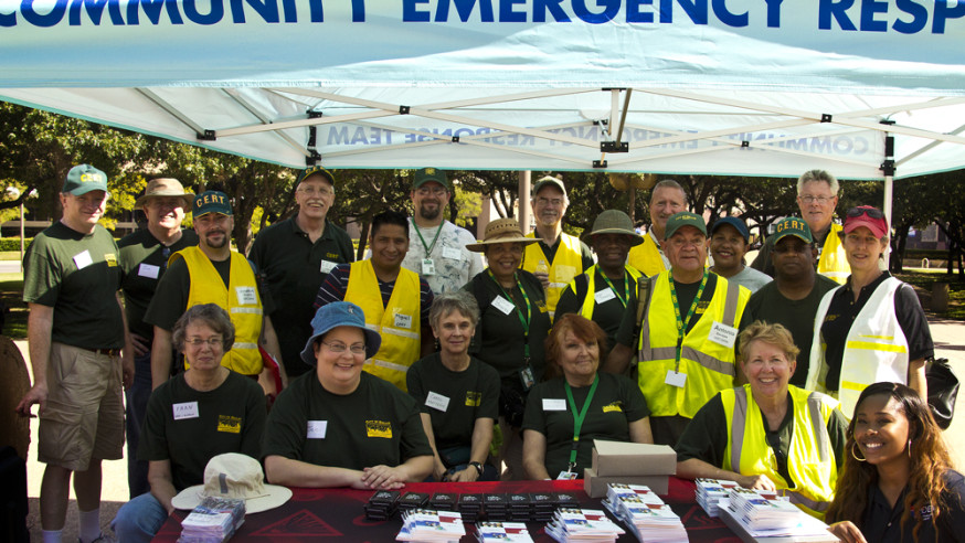City of Dallas to host Emergency Preparedness Extravaganza Sept. 12 at Klyde Warren Park