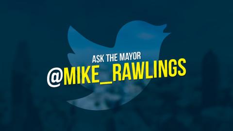 Mayor Rawlings' to Host Twitter Budget Meeting