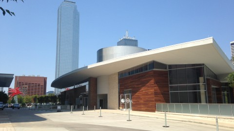 New restaurants opening soon near Kay Bailey Hutchison Convention Center