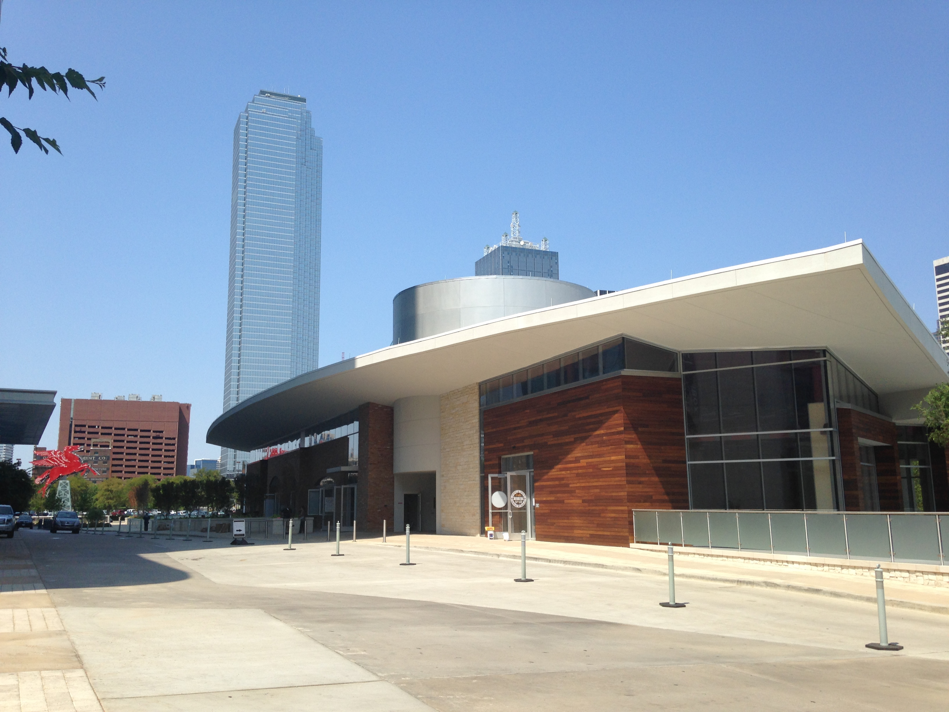 new restaurants opening soon near kay bailey hutchison convention