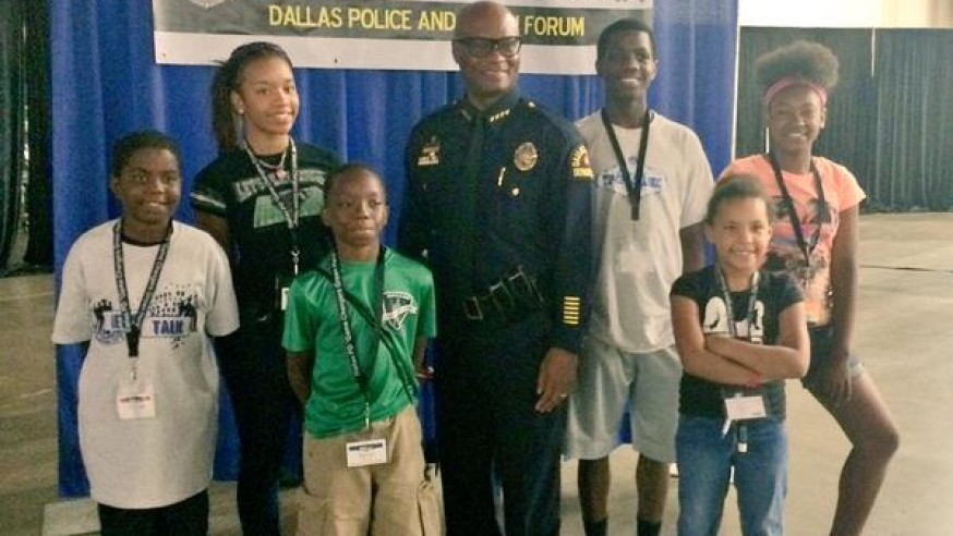 Dallas Police Department community relations program seeks college student participation