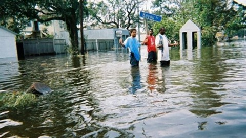 City employee tells story of Katrina rescue and survival