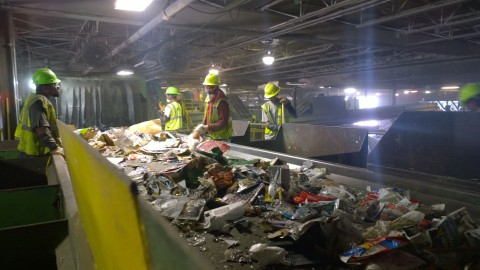 City of Dallas recycling audit reveals increased contamination