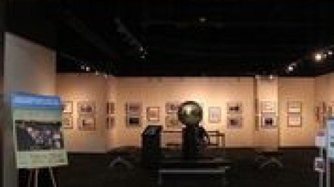 Love Field art exhibits showcases historical origins