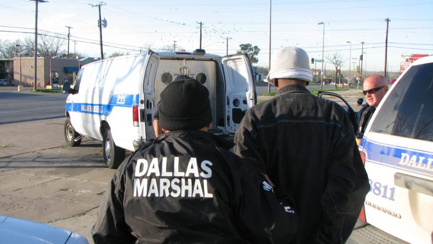 City Marshals conduct 2018 Warrant Roundup