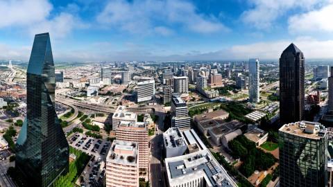 Dallas building permit valuation growth is a positive economic sign