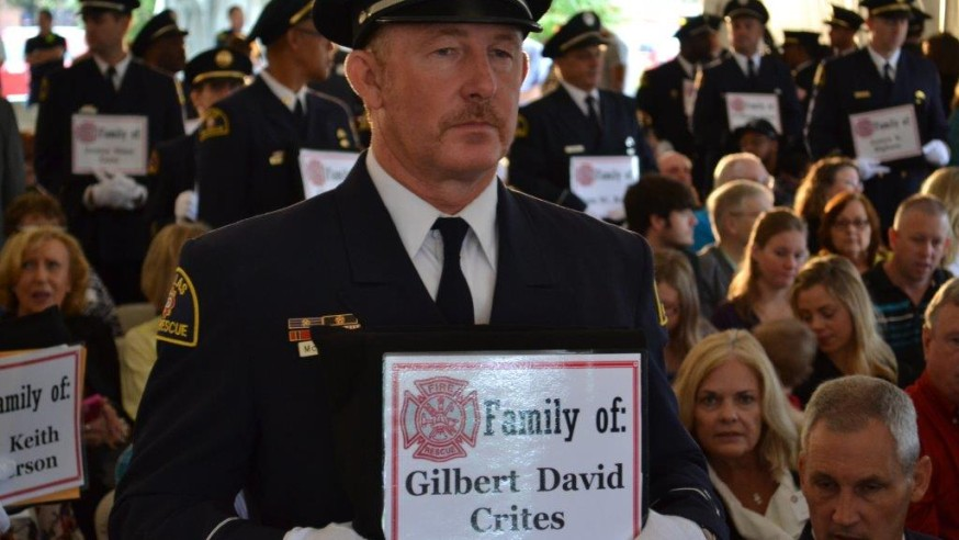 City pays tribute to brothers and families who made the ultimate sacrifice