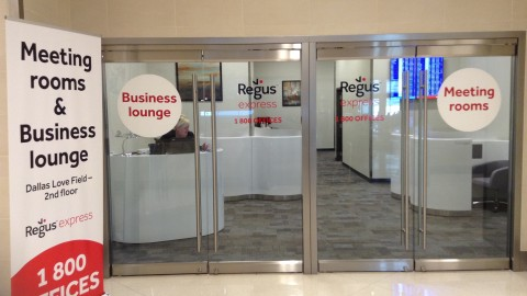 Regus to manage Love Field conference center