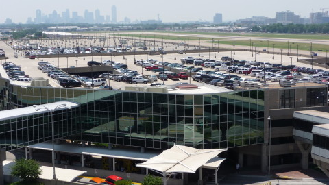 Love Field Airport adds parking spaces for the holidays