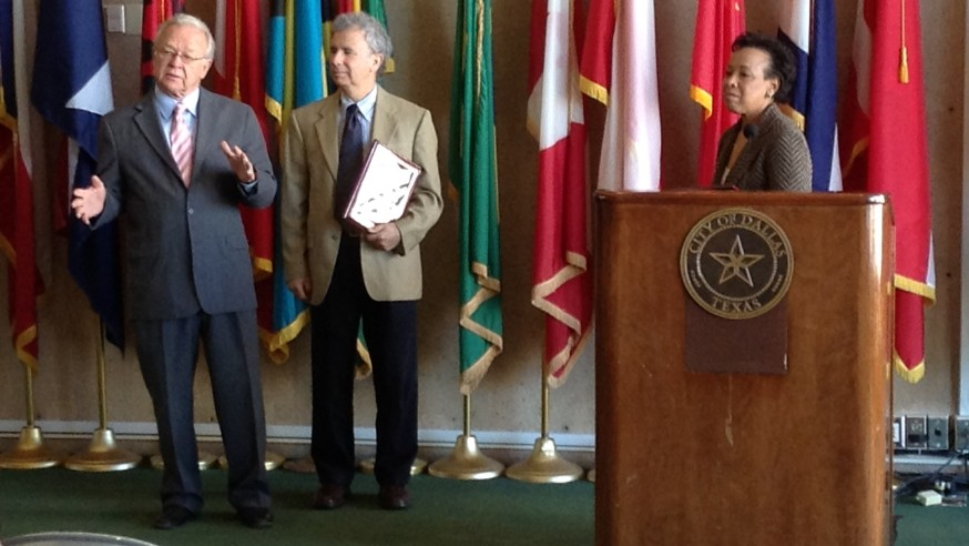 EPA Recognizes City of Dallas for asthma partnership
