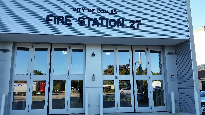 Dallas Fire Rescue S Station 27 Opens Dallas City News