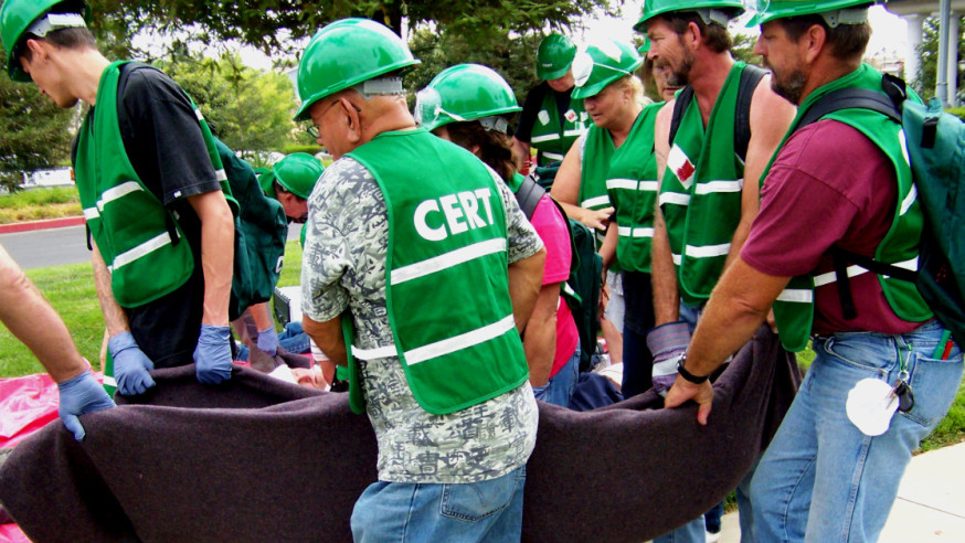 Community Emergency Response Team training begins Jan. 16