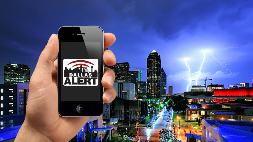 Dallas OEM announces Mobile Emergency Alerts