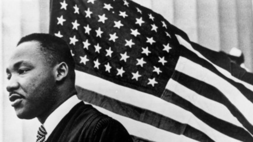 City Facilities Closed in observance of Martin Luther King Jr. Day