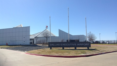 Dallas Police Air unit to be relocated at Dallas Executive Airport.
