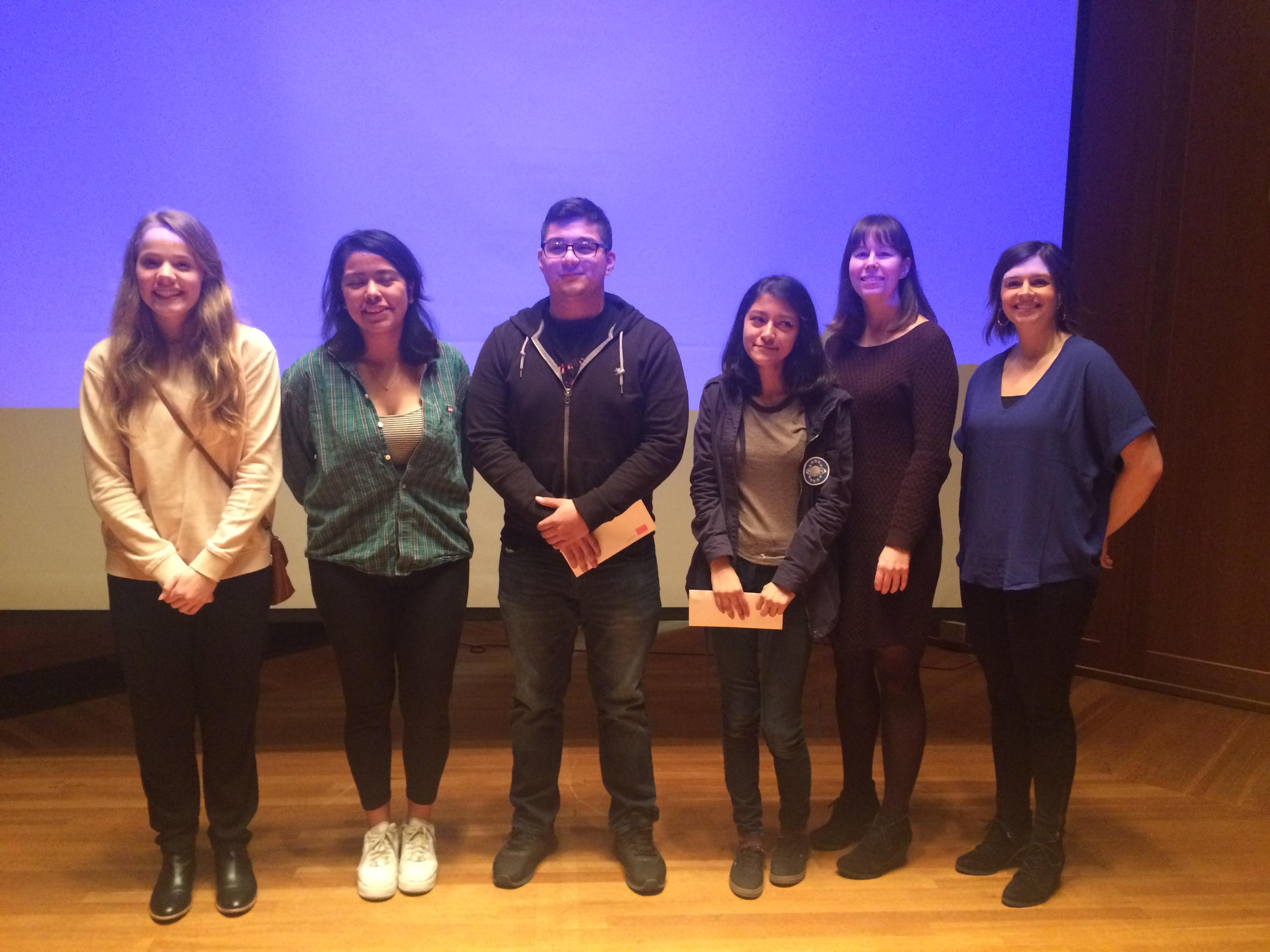 Teen Art Show Winners Librarypoint