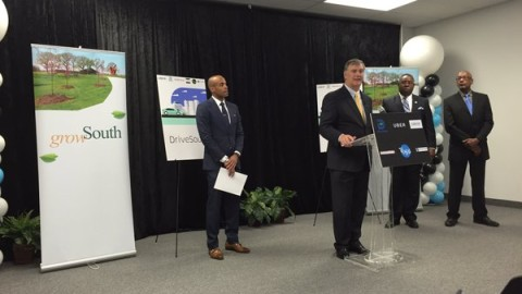 DriveSouth Initiative kicks off in southern Dallas