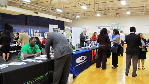 Looking for your next opportunity? City of Dallas to present free Job and Resource Fair April 18 & 20