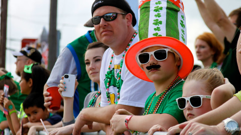 DPD Prepares for St. Patrick's Day Weekend