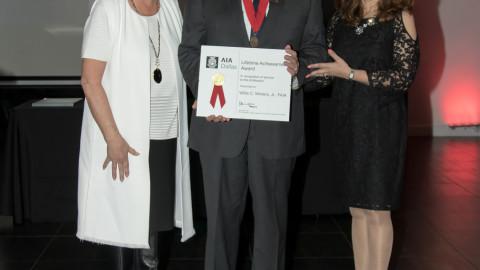 Dallas Park and Recreation Director receives Lifetime Achievement Award