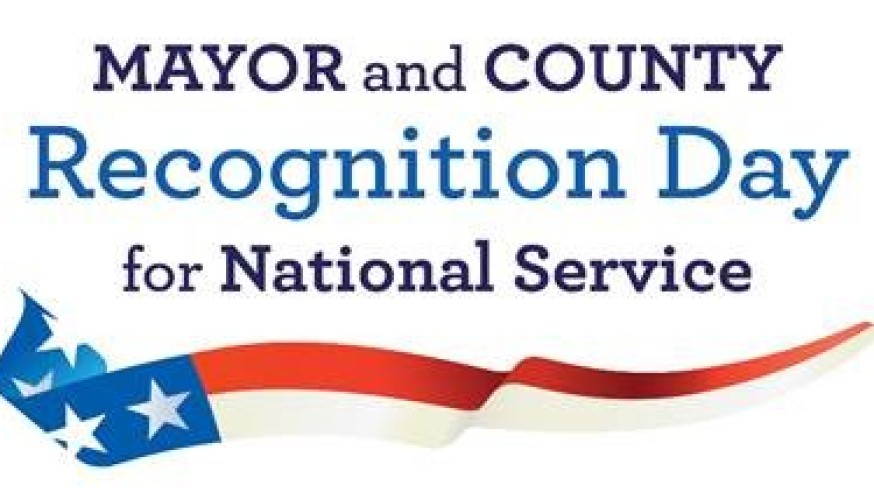 Mayor Rawlings and Judge Jenkins Recognize Impact of National Service