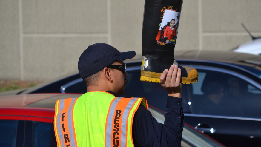 Dallas Firefighters to Fill the Boot for Muscular Dystrophy Association