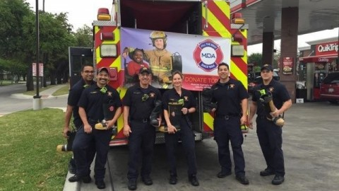 "Dallas Fire-Rescue ""Fills the Boot"" to the tune of $518,000"