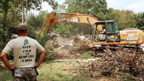 City asks for public help to identify structures for Operation Crackdown