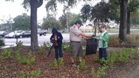 City parks and recreation centers will get spring tune up during It's My Park Day