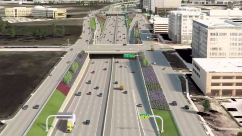 NTTA animations provide a look at future Dallas North Tollway improvements
