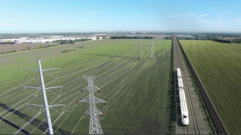 Transportation Committee briefed on Dallas to Houston High Speed Rail Project